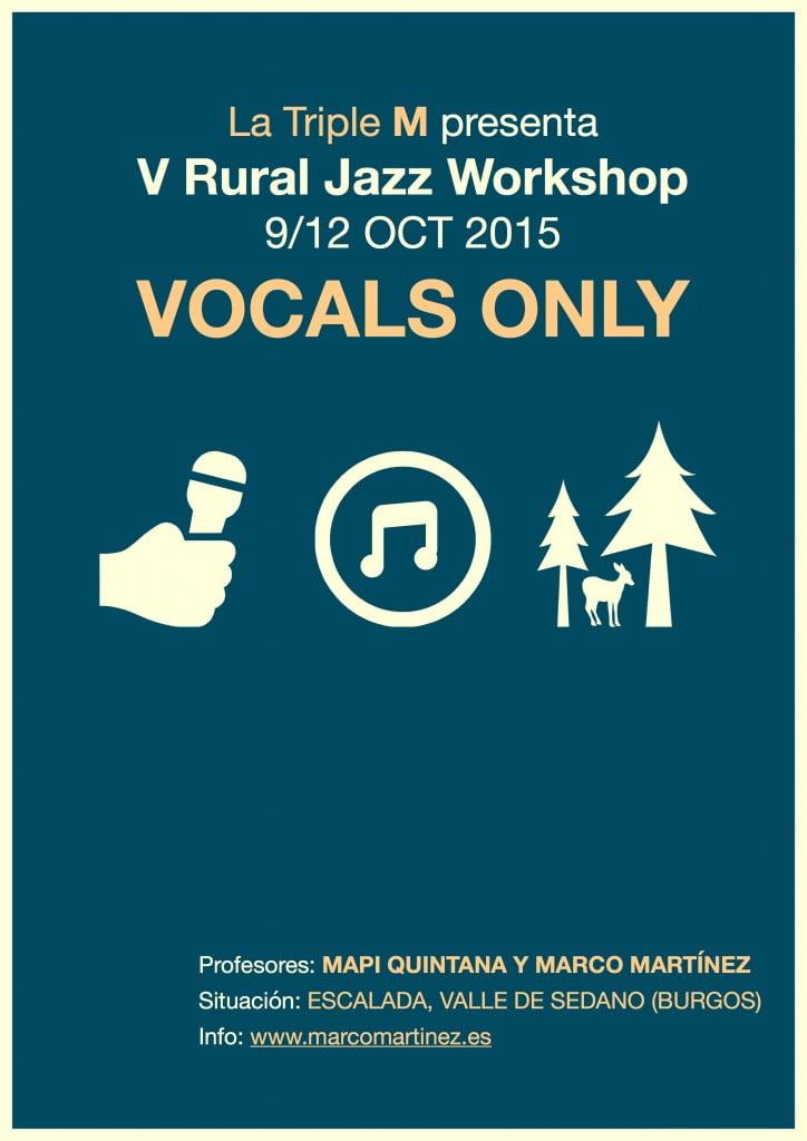 Only Vocals 2015 2.0